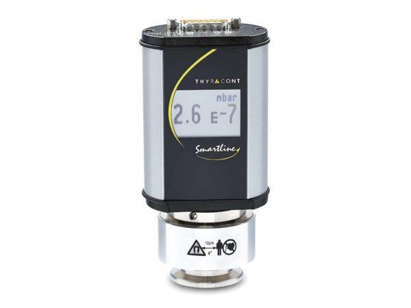 Vakuumtransmitter Pirani/Kaltkathode LCD-Anzeige VSM