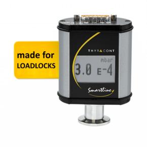 Vakuumtransmitter Loadlock mit LCD-Anzeige